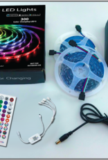 LEADING EDGE NOVELTY Smart LED Rainbow Lights  300 Color Changing LED's