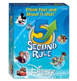 PLAYMONSTER 5 Second Rule® Disney® Edition Game