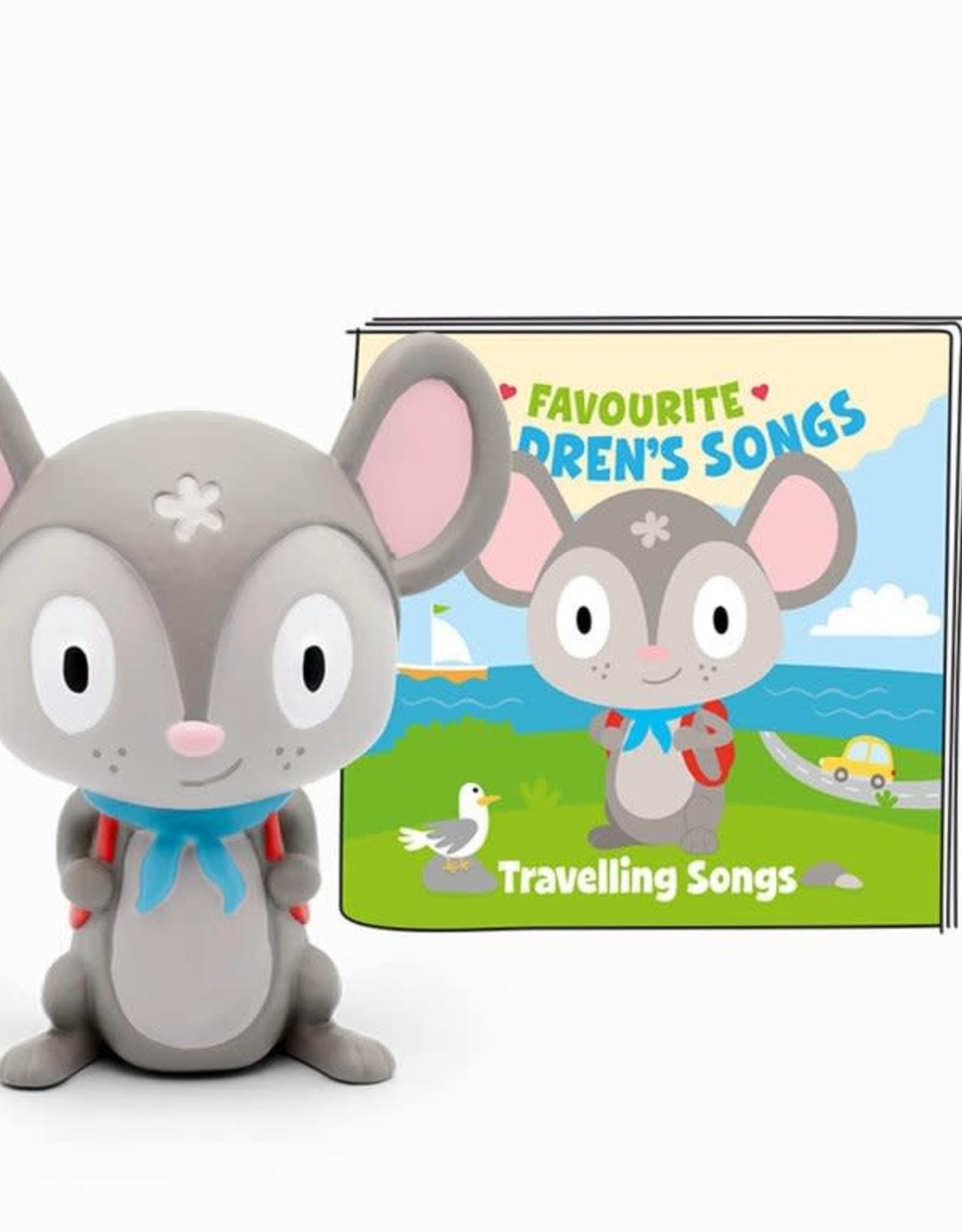 CHILDREN'S SONGS - TRAVELING SONGS TONIES