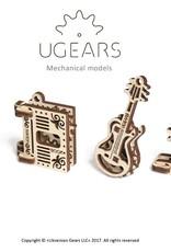 UGEARS-UKIDS U FIDGETS CREATION