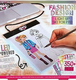 FASHION ANGELS Fashion Design Light Pad Sketch  Set