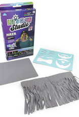 LICENSE 2 PLAY TOYS LETS GLOW STUDIO HAIR