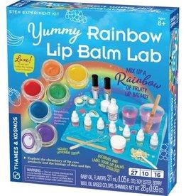 STEM EXPERIMENT KIT THAMES & KOSMOS Yummy Lip Balm Lab