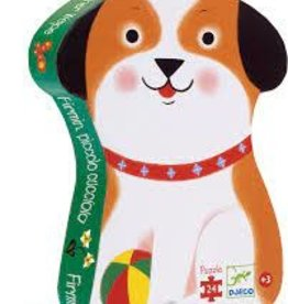 DJECO Firmin, the Dog 24pc Jigsaw Puzzle