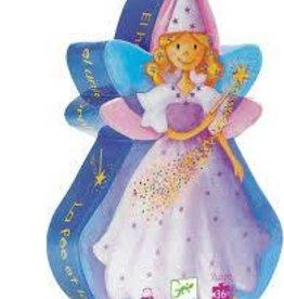 DJECO The Fairy & the Unicorn 36pc Jigsaw Puzzle