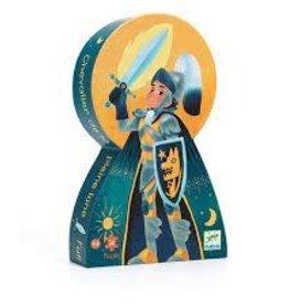 DJECO The Full Moon Knight 36pc Jigsaw Puzzle