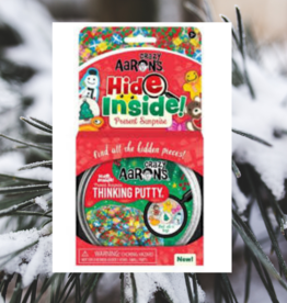 CRAZY AARON'S PUTTY HIDE INSIDE HOLIDAY