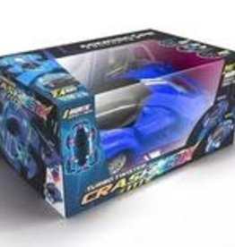 Turbo Twister Crashnetix - BLUE