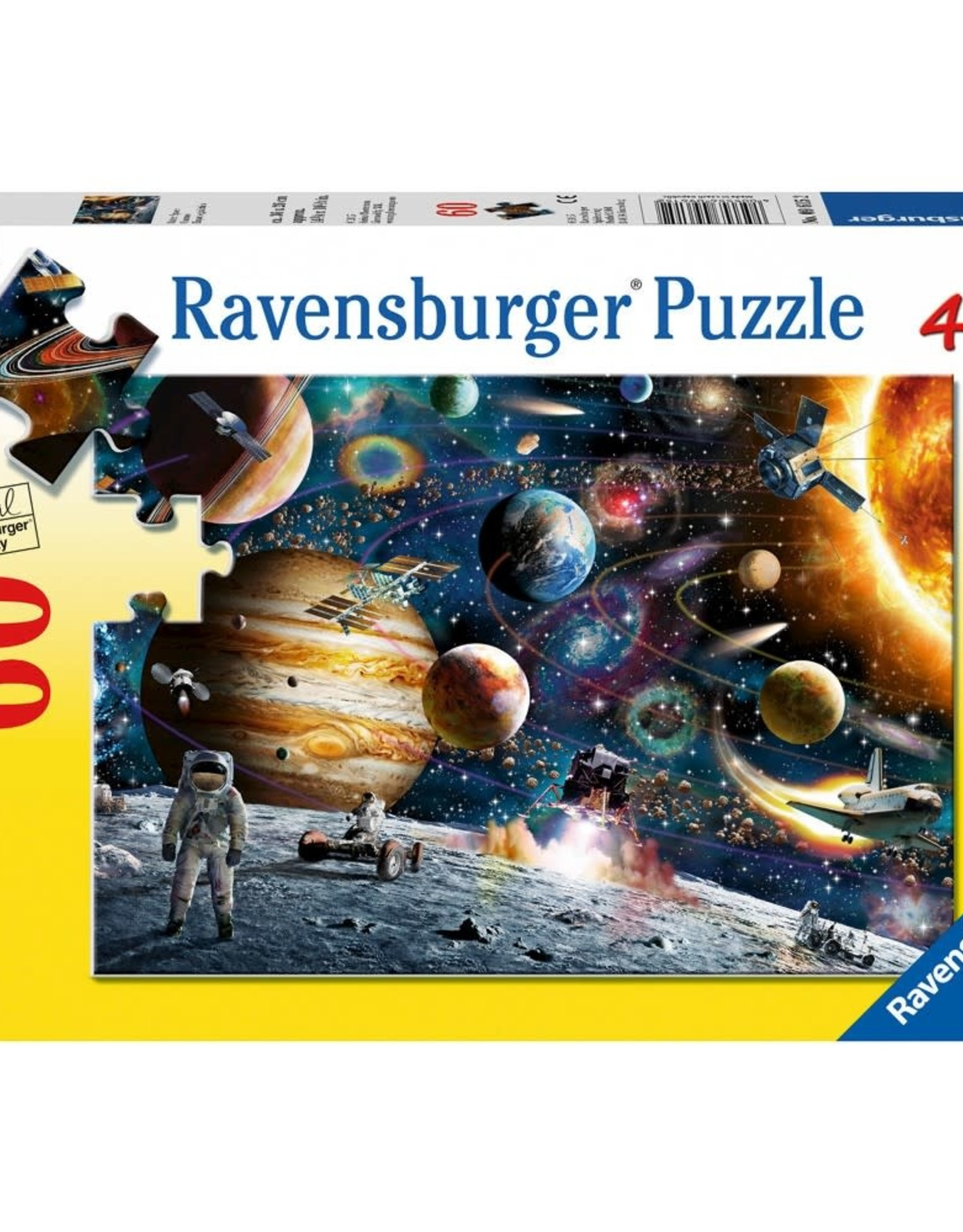 RAVENSBURGER Outer Space (60PC)