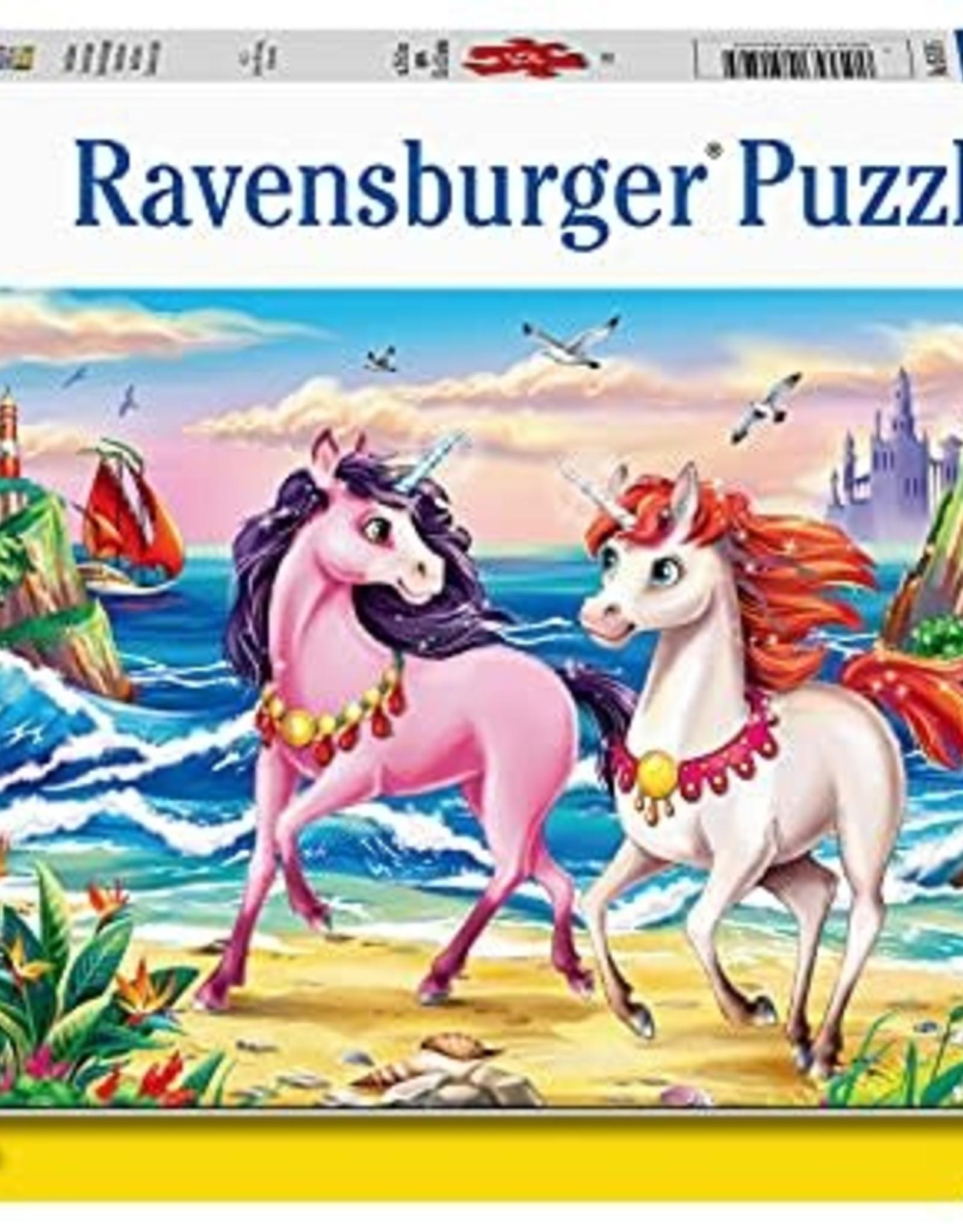 RAVENSBURGER Beach Unicorns (35pc)