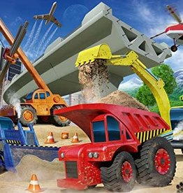 RAVENSBURGER Construction Trucks (60pc)
