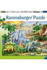 RAVENSBURGER Prehistoric Life (60pc)