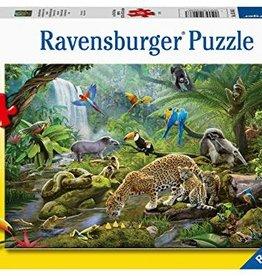 RAVENSBURGER Rainforest Animals (60pc)