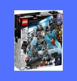 LEGO MARVEL IRON MAN IRON MONGER MAYHEM