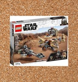 LEGO TROUBLE ON TATOOINE STAR WARS