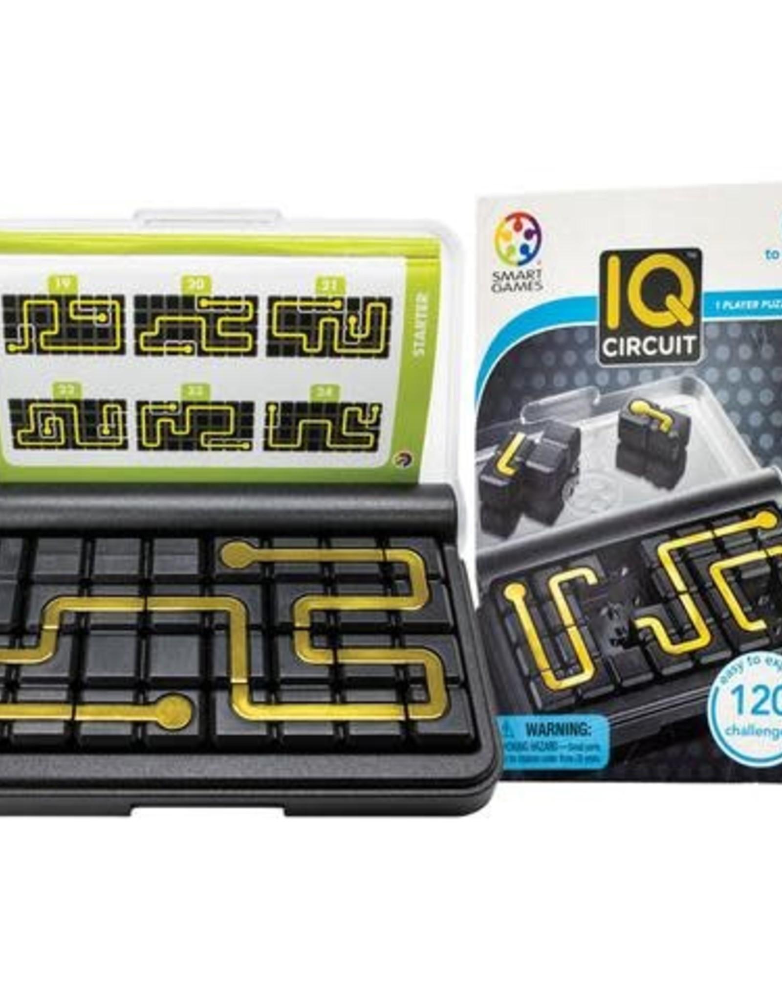SMART GAMES STG IQ CIRCUITS