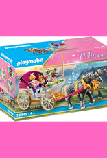 PLAYMOBIL HORSE DRAWN CARRIAGE