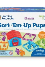 Learning Resources SORTING EM UP PUPS