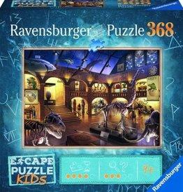 RAVENSBURGER Museum Mysteries (Escape Kids ) 368pc