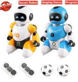 MUKIKIM Soccerbot - Remote Control Soccer Robot