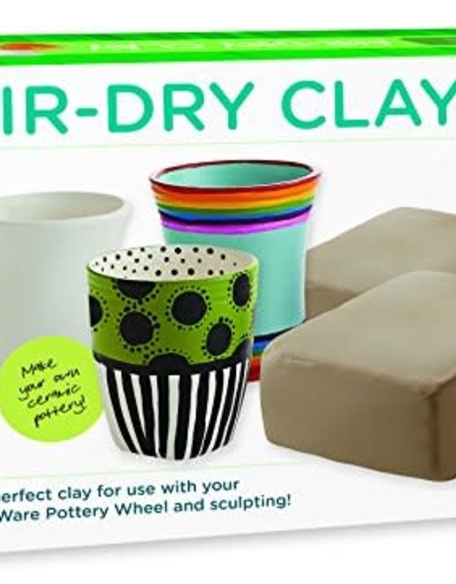 MINDWARE AIR-DRY CLAY REFILL 5 LBS