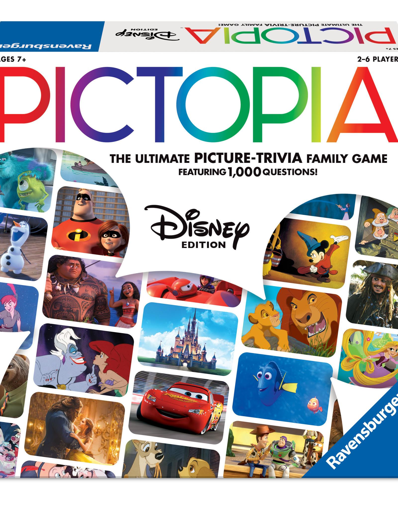 RAVENSBURGER Pictopia: Disney Edition