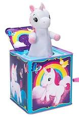 Unicorn Pop N Glow JACK IN THE BOX