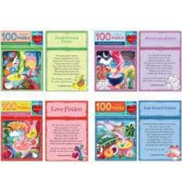 EEBOO POTIONS PUZZLES 100 PC