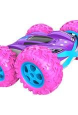 ID TOYS CROSS 360 PINK RC CAR