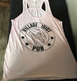 Womens Tank Light Pink