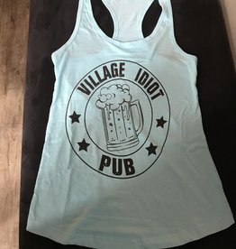 Womens Tank Light Blue