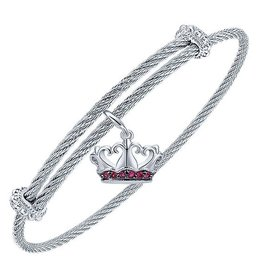 Royal Crown Expandable Bracelet