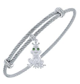 Prince Charming Frog Expandable Bracelet