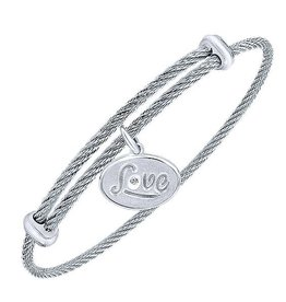 LOVE Expandable Bracelet