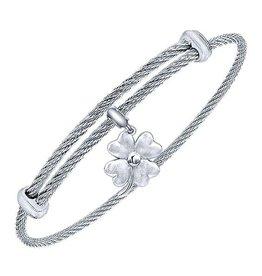 Shamrock Expandable Bracelet