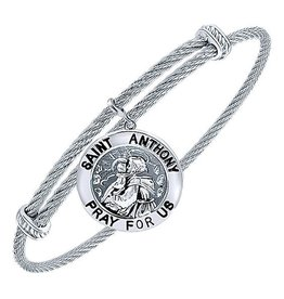St. Anthony Expandable Bracelet