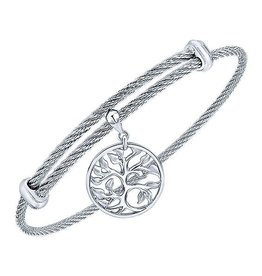 Tree of Life Expandable Bracelet