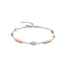 Rose Gold Plated Dainty Bracelet