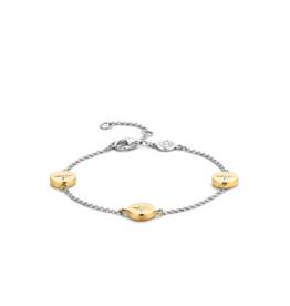Yellow Gold Plated Guiding Star Bracelet