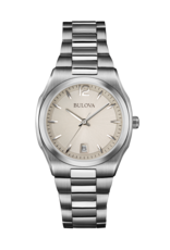 Ladies Bulova Classic Stainless Steel Watch
