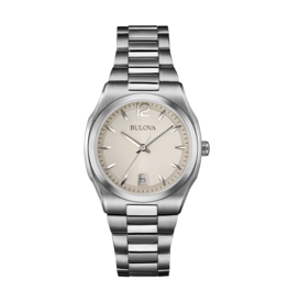 Ladies Bulova Classic Stainless Steel Watch