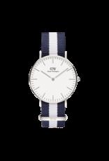 Silver Glasgow Watch Band - 20mm