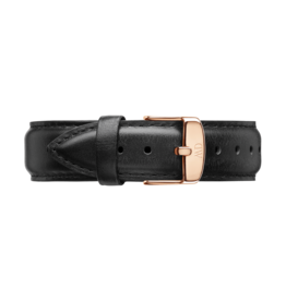 Rose Gold Classic Sheffield Watch Band - 20mm