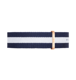 Rose Gold Glasgow Watch Band - 18mm