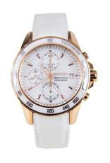 Ladies Seiko Sportura Classic Chronograph Watch, 38mm