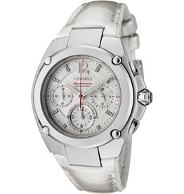 Ladies Seiko Sportura Chronograph Watch with Diamond Dial