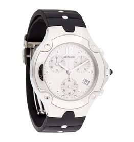 Mens Movado Sports Edition Chronograph Watch