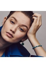 Turquoise, Lapis and Malachite Beaded Bracelet- 2908TM