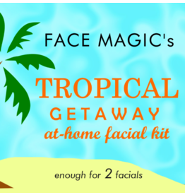 Tropical Getaway Facial Kit