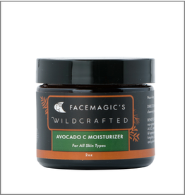Wildcrafted Avocado C Moisturizer 2oz